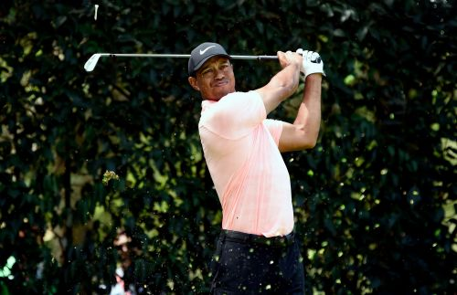 Tiger Woods catches fire with 5-under 66 in second round of WGC-Mexico Championship