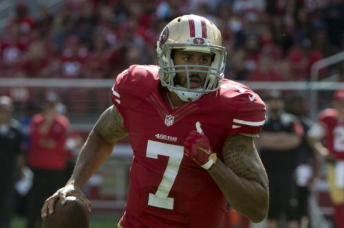 Colin Kaepernick holds own workout, urges NFL owners to 'stop running'