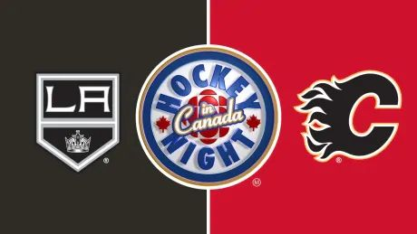 Hockey Night in Canada: Kings vs. Flames