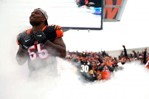 Vontaze Burfict signs with Oakland Raiders day after being released by Cincinnati Bengals
