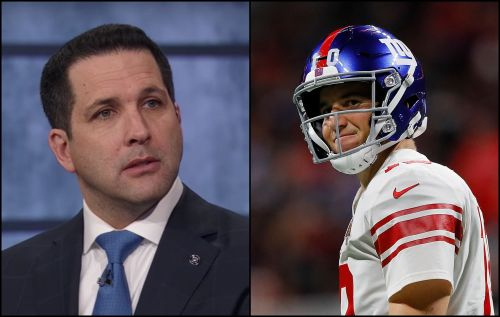 Eli Apple: ESPN's Adam Schefter had fans thinking Eli Manning was traded