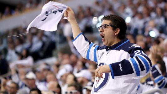 Winnipeg Jets reportedly fail to sell out Bell MTS Place for first time since leaving Atlanta
