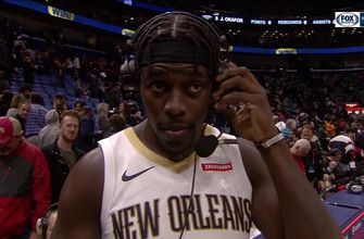 Jrue Holiday on holding the Suns in 119-99