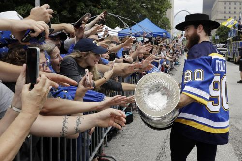 To St. Louis fans, Blues' Stanley Cup 'bigger than the World Series'