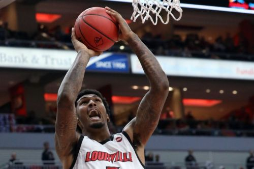 Louisville pauses men's basketball program due to COVID-19 positive
