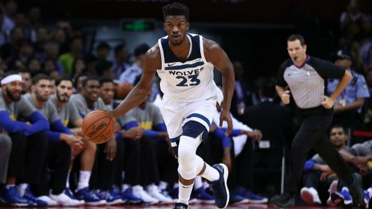 Jimmy Butler trade grades: 76ers take calculated risk in deal with Timberwolves