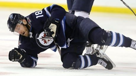 Hockey future unclear for Jets' Bryan Little after season marred by injury