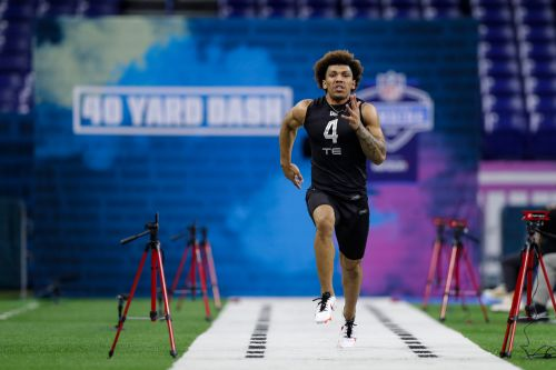 NFL scouting combine 2020 in photos