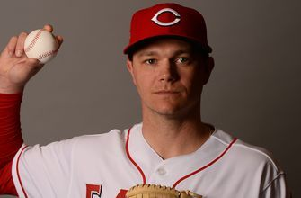 Reds' Gray scratched from scheduled spring start