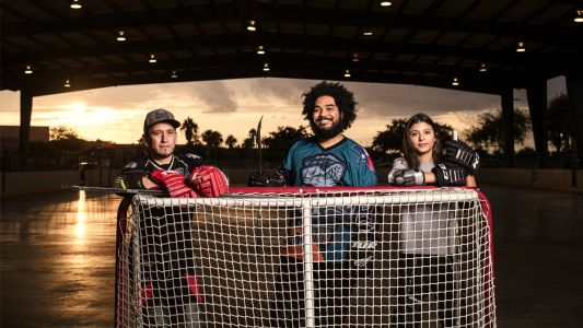 Meet the Texas non-profit developing a new game plan for growing hockey