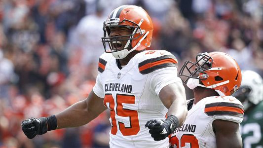 Browns right to extend Myles Garrett the chance to be NFL's best defensive player