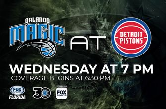 Preview: Magic riding high heading into matchup with Blake Griffin, Pistons