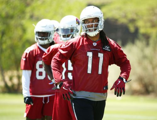 Larry Fitzgerald not thinking about retirement, vows not to play for any team other than Cardinals
