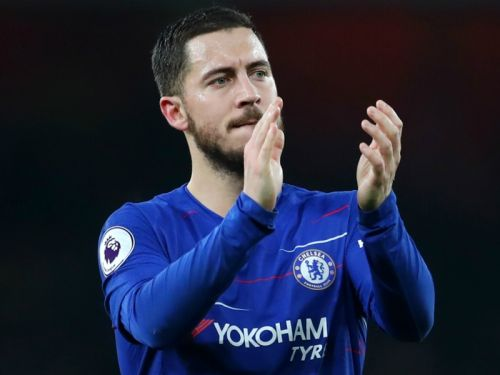 'Why not?' - Hazard drops another Real Madrid move hint & denies he'd join Man Utd