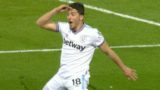 Fornals fires West Ham in front of Liverpool
