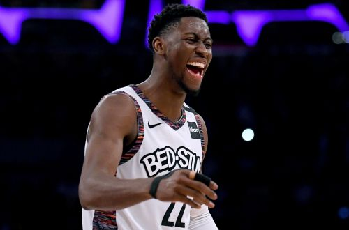 Nets will need this Caris LeVert and his newfound swagger