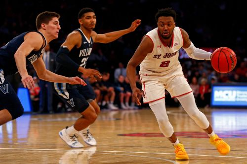 St. John's is finished if Shamorie Ponds can't get back to his best