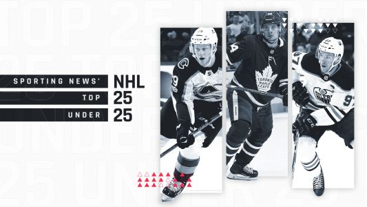 NHL top 25 under 25: Ranking hockey's best young stars (21-25)