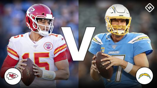 What channel is Chiefs vs. Chargers on today? Schedule, time for 'Monday Night Football' game