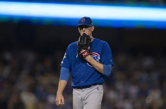 Cubs plan to go slowly with injured Hendricks