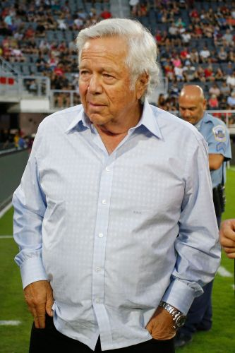 Patriots owner Robert Kraft subject to NFL discipline for charges of soliciting prostitution