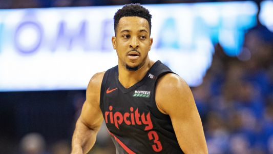 Trail Blazers guard CJ McCollum becomes latest NBA star to pass on FIBA World Cup