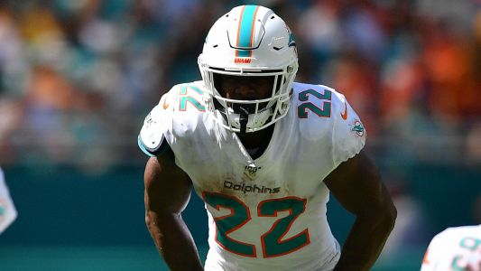 Report: Mark Walton charged with battery of pregnant woman