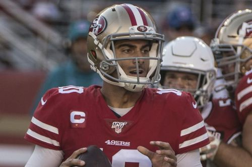 Jimmy Garoppolo leads San Francisco 49ers to comeback win over Arizona Cardinals