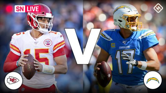 Chiefs vs. Chargers: Live score, updates, highlights from 'Monday Night Football'