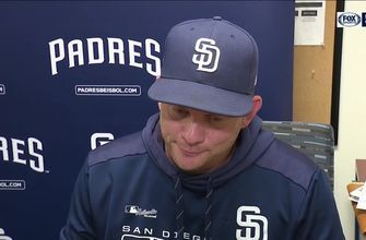 Andy Green after Padres 2-1 win over Brewers