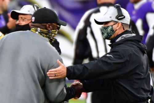 Baltimore Ravens-Pittsburgh Steelers game postponed again due to COVID-19