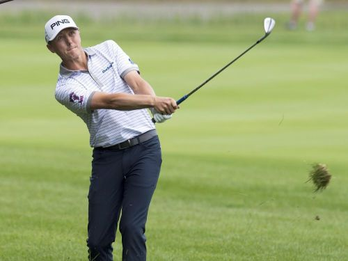 Mackenzie Hughes puts himself in prime position after first round at Canadian Open