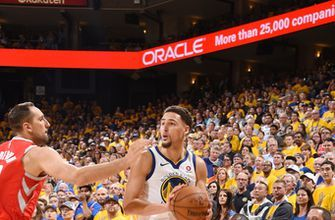 Klay Thompson score 35, Warriors force Game 7 in West finals