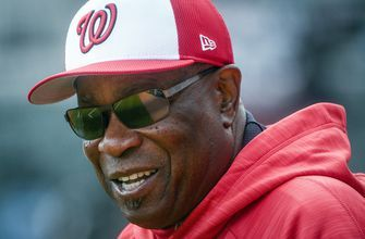 AP source: Astros, Dusty Baker working on manager deal