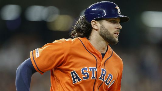 Mets acquire Astros outfielder Jake Marisnick, who could answer center-field question - for now