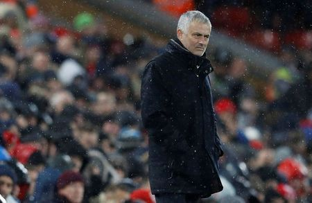 Soccer: Manchester United run out of patience and sack Mourinho after dire start