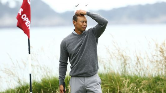 U.S. Open 2019: Tiger Woods refuses to blame pain as cold weather triggers issues