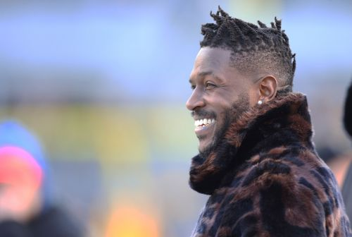 Jerry Rice: Steelers WR Antonio Brown wants to play for 49ers 'really badly'