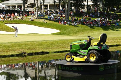 PGA Tour cancels John Deere Classic at TPC Deere Run
