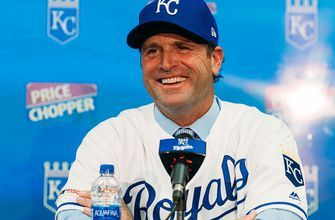 Matheny's first Royals coaching staff features holdovers, new faces and a return