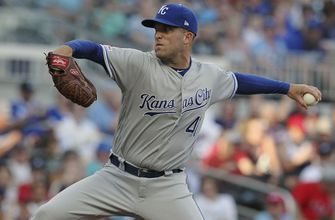 Royals select Danny Duffy as Opening Day starter