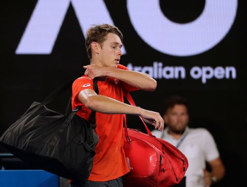 The Latest: Laver praises young Aussie after Nadal loss