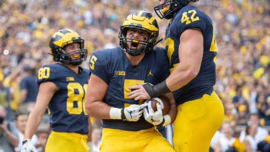 Michigan seniors expect emotional reaction to final home game