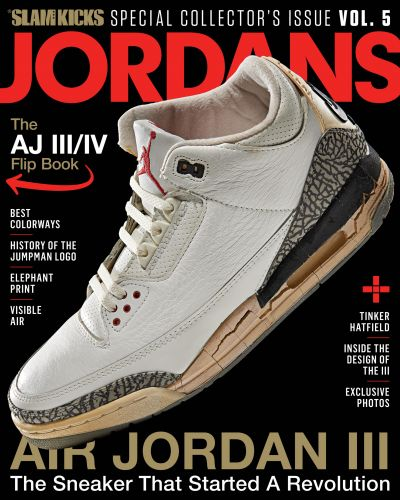 SLAM Presents JORDANS Vol. 5 Is On Sale Now 🚨👟
