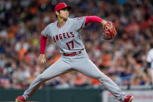 Angels' Shohei Ohtani will throw off mound for first time since Tommy John surgery