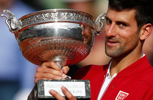 Nadal, Djokovic and Serena play on Day 2 of French Open
