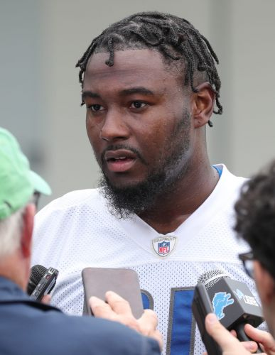 Detroit Lions waive TE Michael Roberts after trade with Patriots voids
