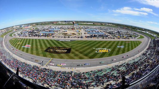 What channel is NASCAR on today? TV schedule, start time for Kansas playoff race