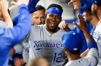 Soler's late-game heroics lift Royals to 6-4 victory over Mariners