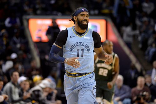 Memphis Grizzlies star Mike Conley traded to Utah Jazz